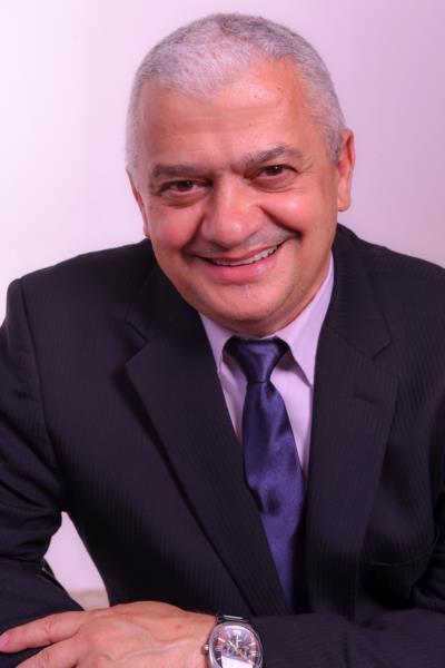 Presidente do Stifa Gualter Baptista Júnior