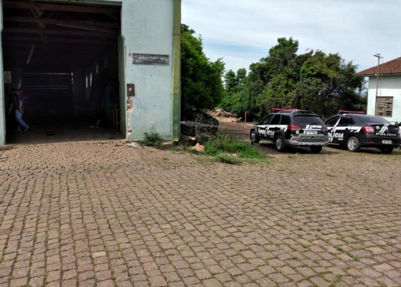 Carga de tabaco roubada é encontrada em Rio Pardo