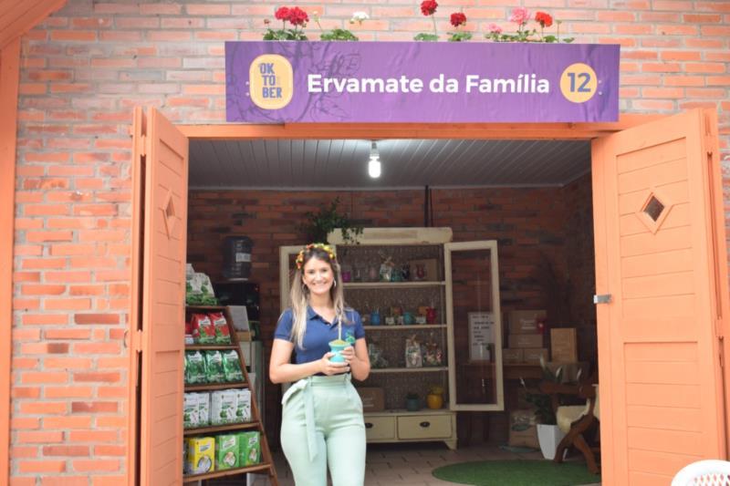Ervateira passou a ter distribuidora em Santa Cruz em março
