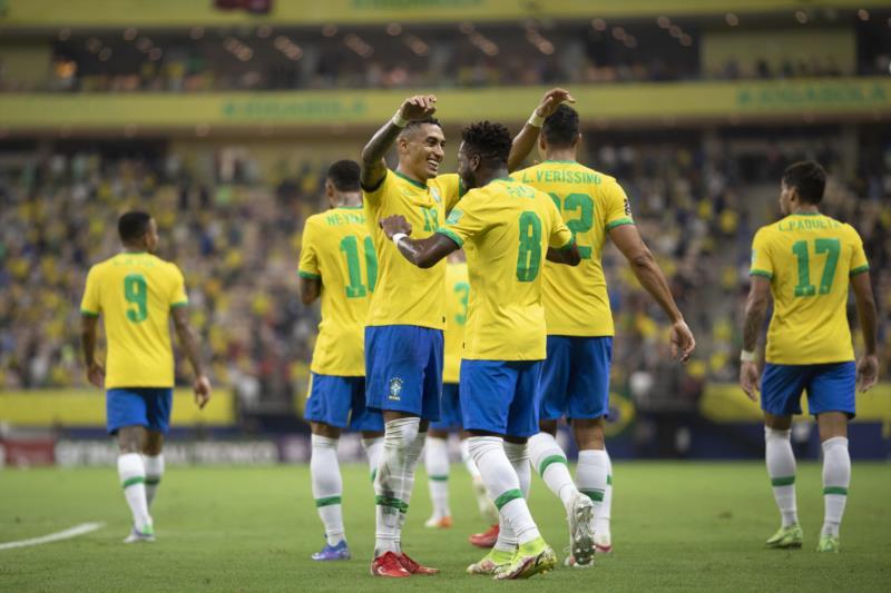 Seleção volta a campo contra a Colômbia em 11 de novembro
