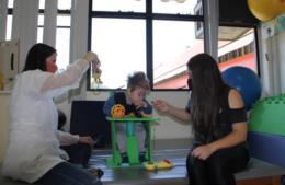 Terapeuta ocupacional da Unisc desenvolve cadeira postural para paciente